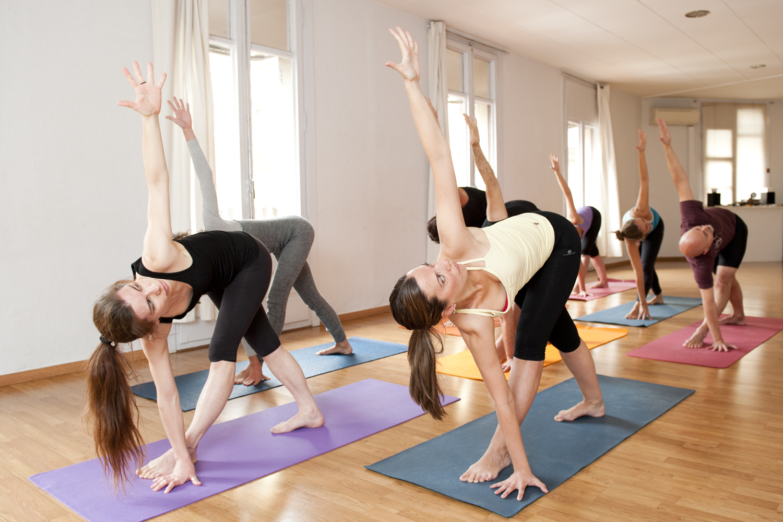 Picture 2 Deals for Gym Yoga Mandir Barcelona