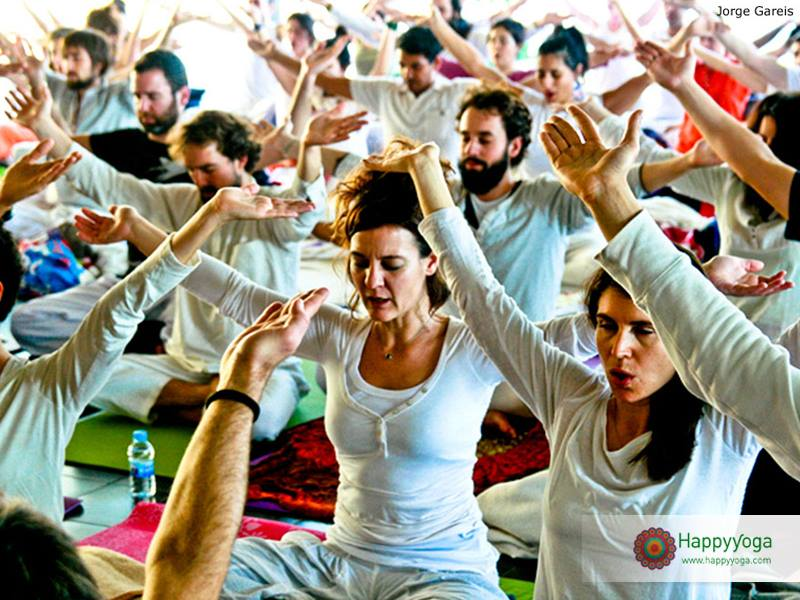 Picture 4 Deals for Gym Happy Yoga Laforja Barcelona