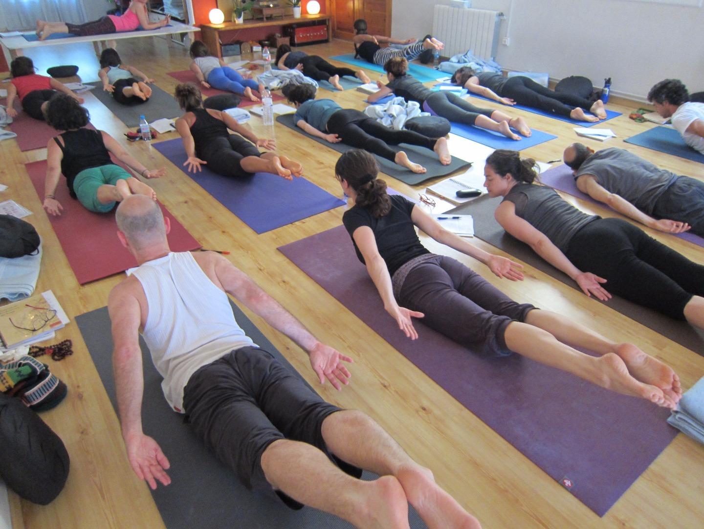 Foto 1 Oferta Gimnasio Yoga Studio Barcelona Barcelona - GymForLess