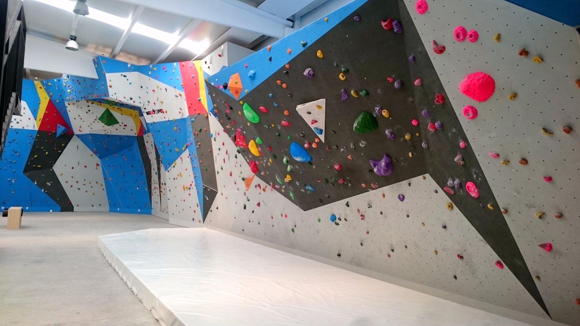 Picture 1 Deals for Gym Indoorwall Hospitalet L'Hospitalet de Llobregat