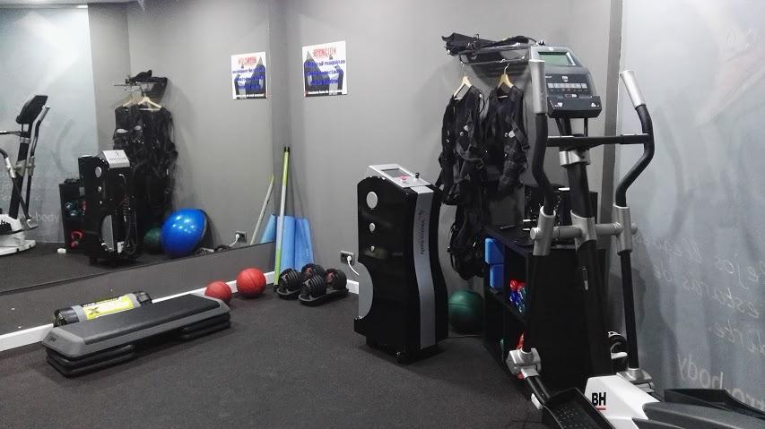 Oferta gimnasio electro body center gran via alicante for Gimnasio gran via