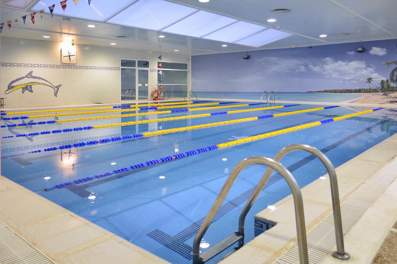 los mejores gimnasios con piscina interior en arganzuela