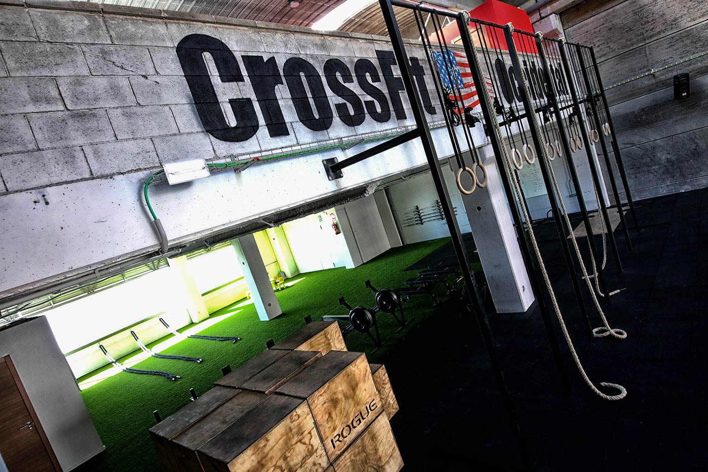Foto 1 Oferta Gimnasio Crossfit Occidental Terrassa - GymForLess