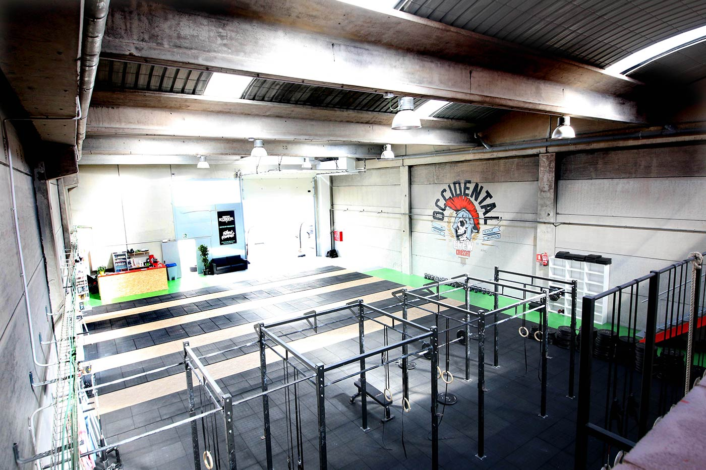 Foto 2 Oferta Gimnasio Crossfit Occidental Terrassa - GymForLess