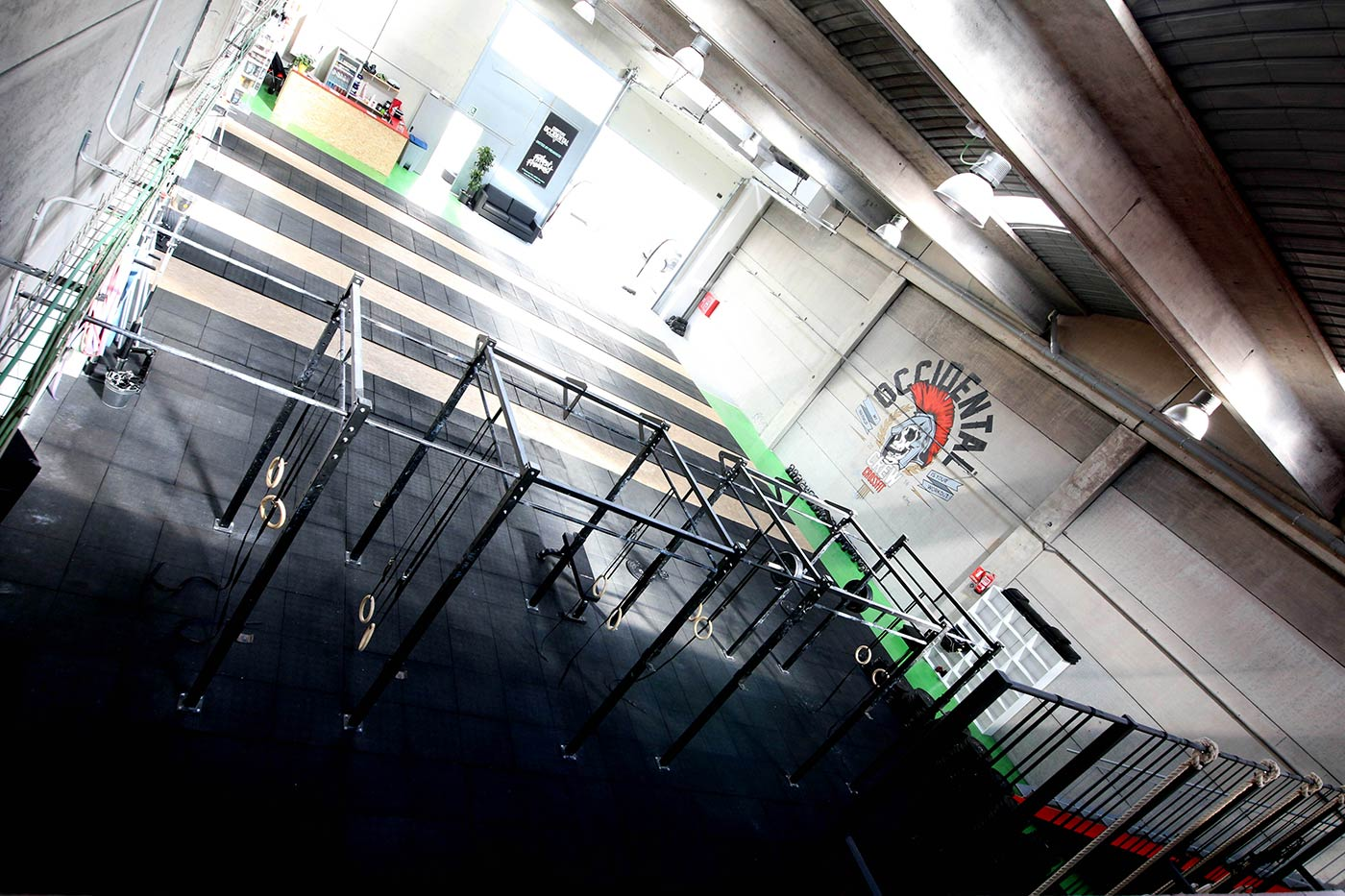 Foto 8 Oferta Gimnasio Crossfit Occidental Terrassa - GymForLess