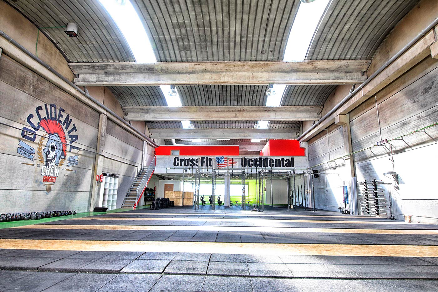 Foto 0 Oferta Gimnasio Crossfit Occidental Terrassa - GymForLess