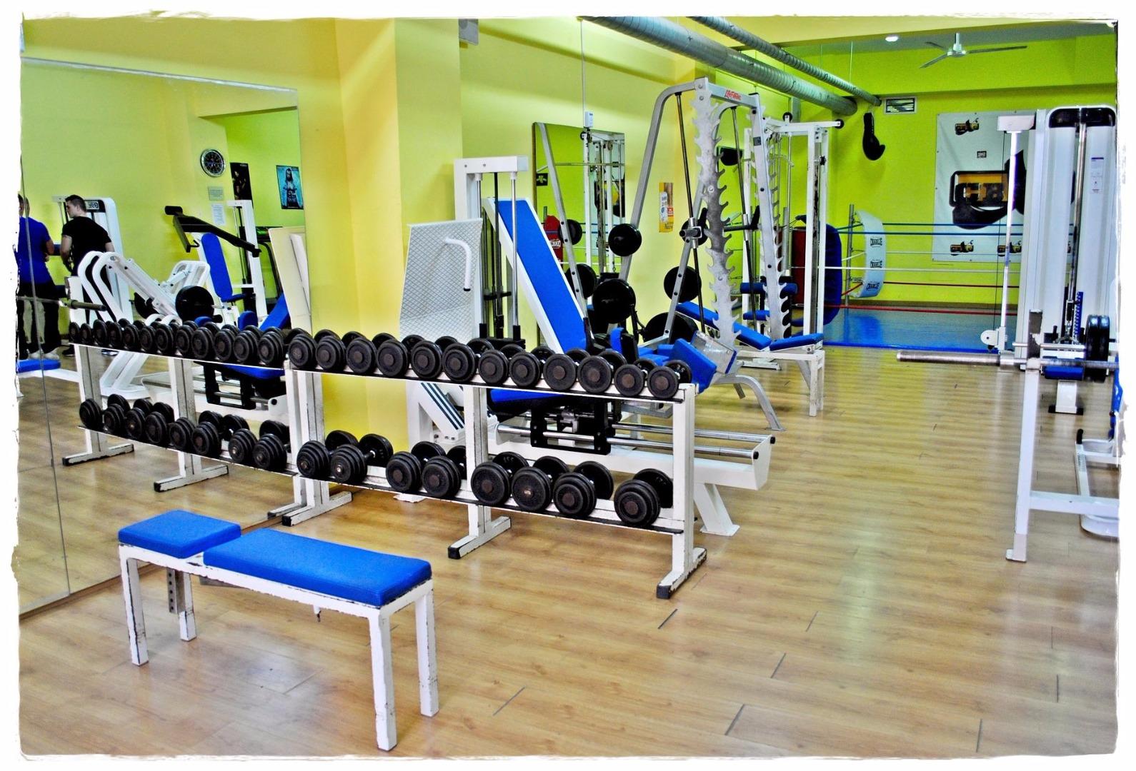 Foto 2 Oferta Gimnasio Gimnasio Castellbisbal Castellbisbal - GymForLess