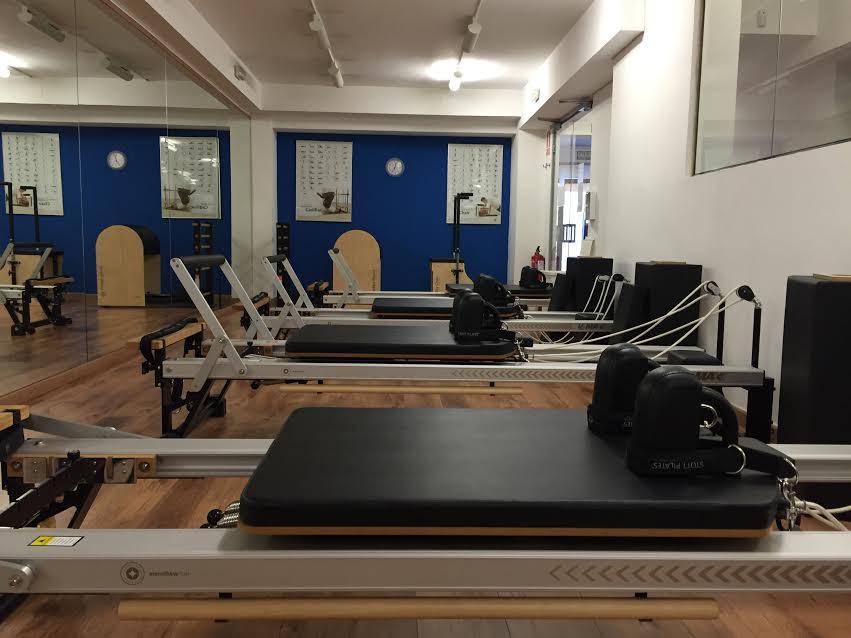 Foto 3 Oferta Gimnasio Adapt Fisio&Pilates Barcelona - GymForLess