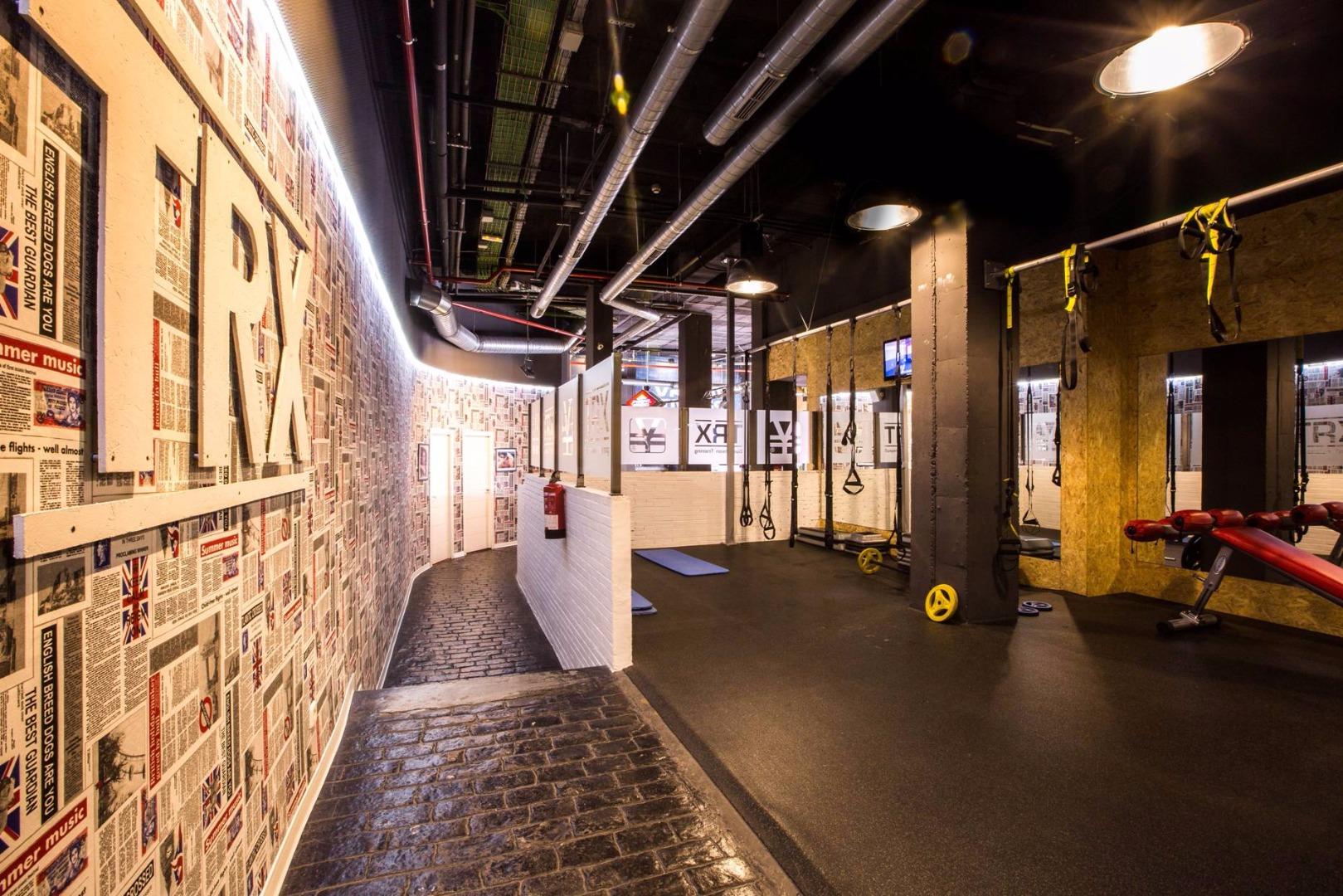 Oferta gimnasio urban fitness las rosas madrid gymforless for Gimnasio one