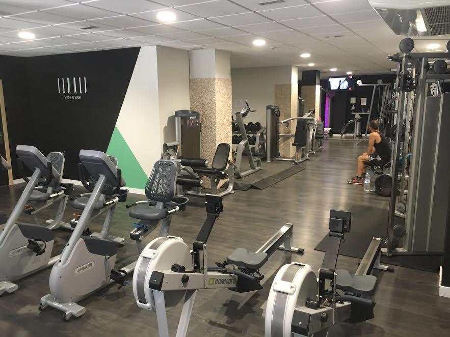 WUW Fitness Diputació