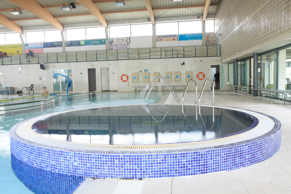 Picture 8 Deals for Gym Complex Aquatic Vilafranca del Penedès