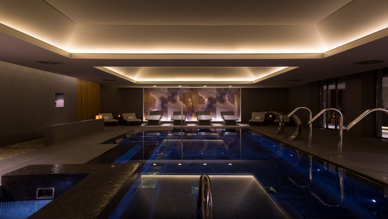 Serena Spa at Hotel Crowne Plaza