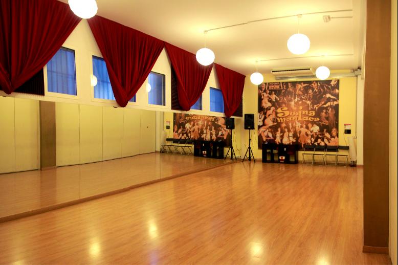 Picture 1 Deals for Gym Swing Maniacs / Dance Maniacs Gracia (Carrer de l'Església) Barcelona