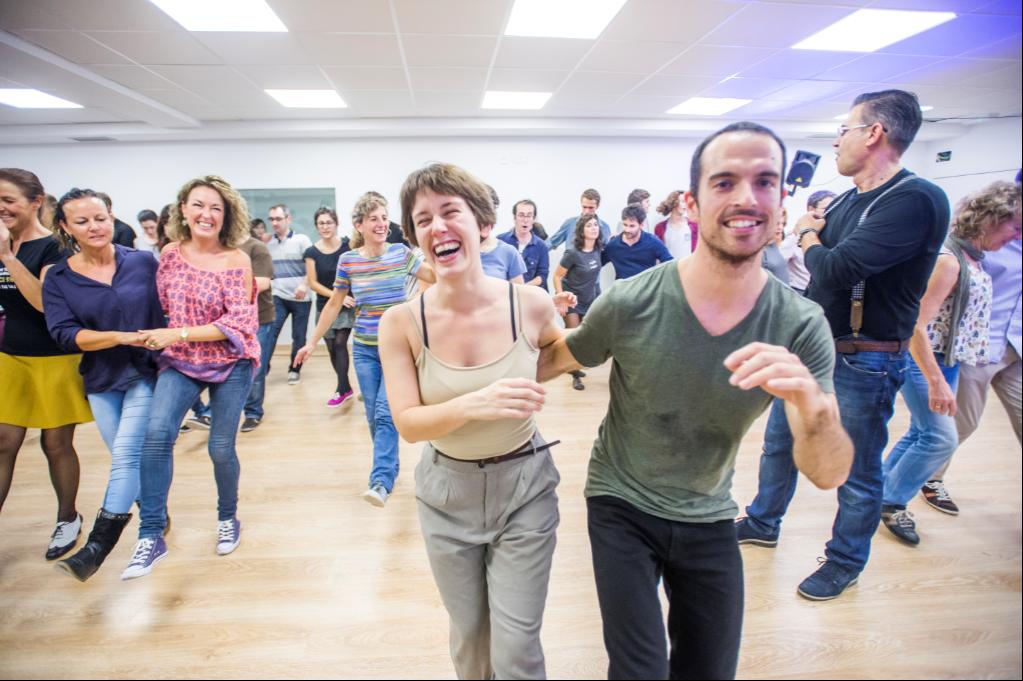 Swing Maniacs / Dance Maniacs Sants - Les Corts