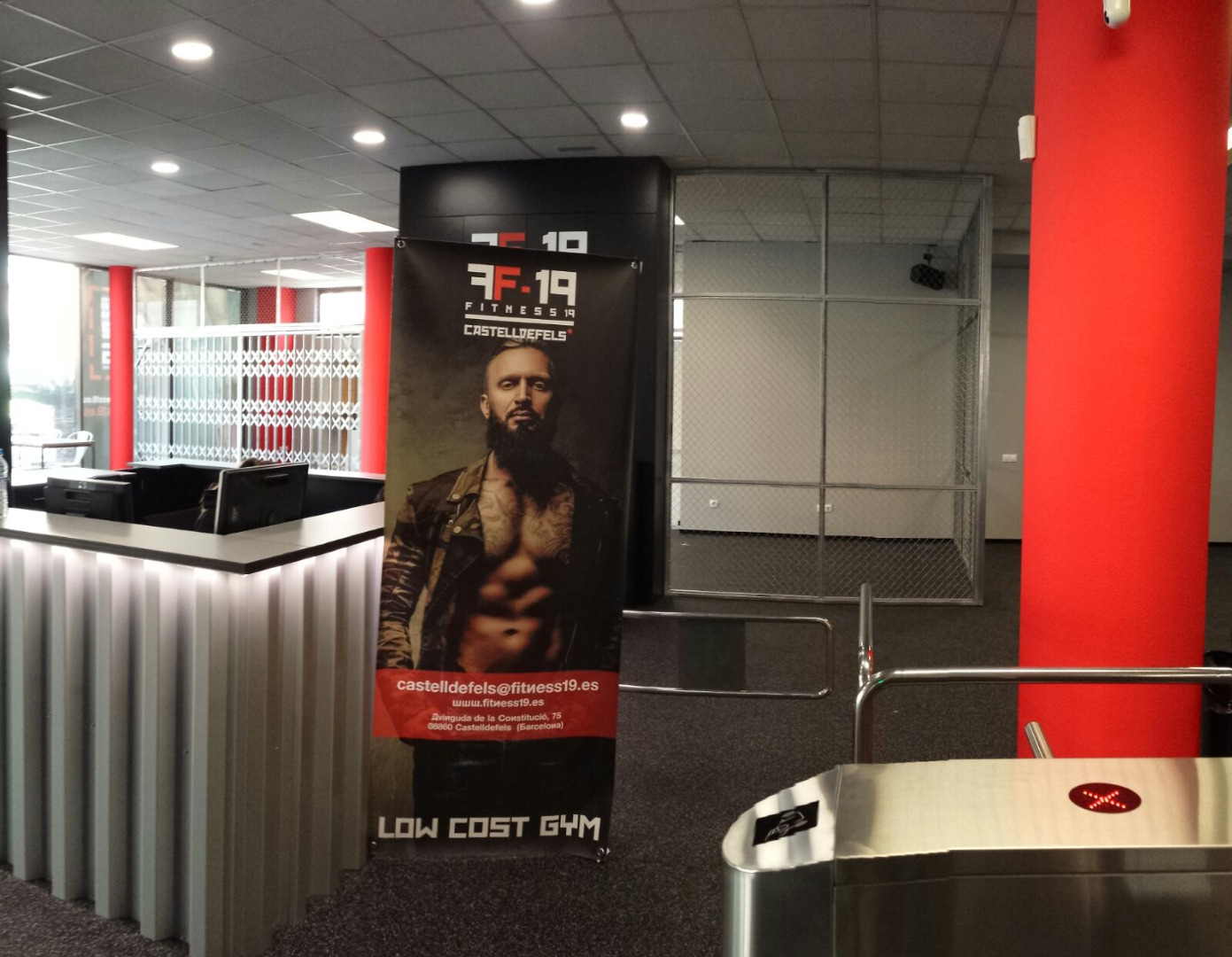 Picture 6 Deals for Gym Fitness 19 Castelldefels Castelldefels