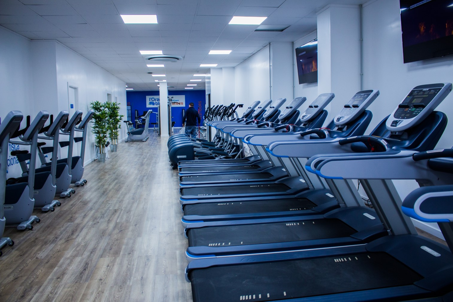Picture 0 Deals for Gym L'orange Bleue Carrer Girona (BCN) Barcelona