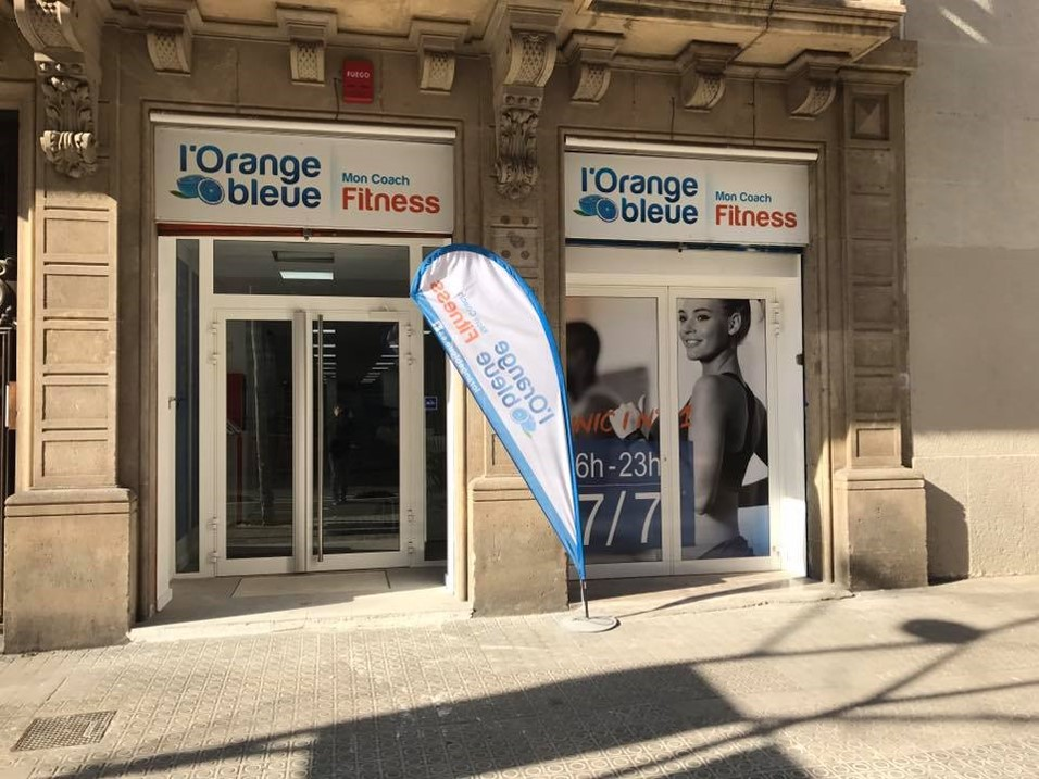 Picture 6 Deals for Gym L'orange Bleue Carrer Girona (BCN) Barcelona