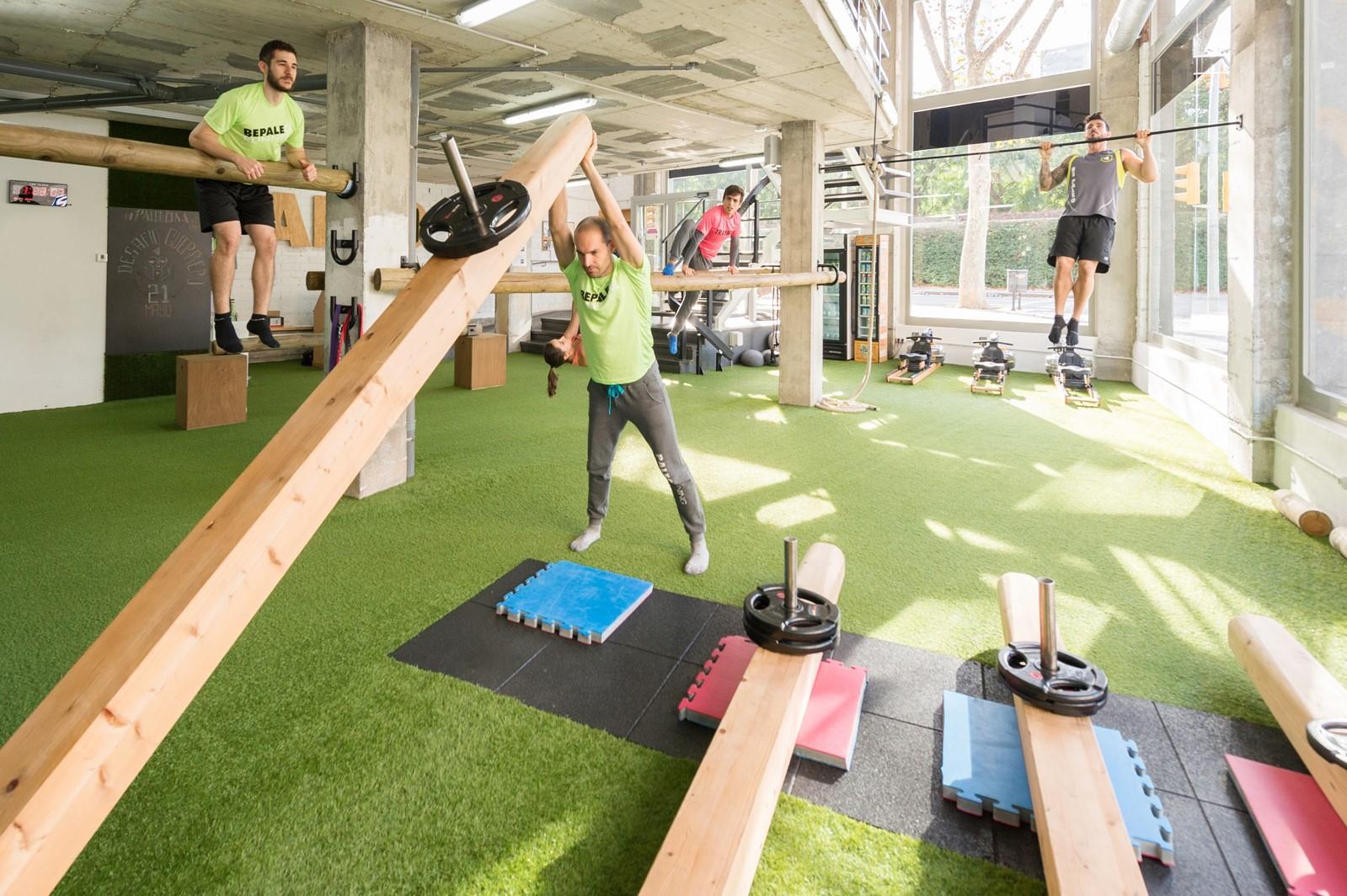 Picture 2 Deals for Gym Paleo Training Barcelona Barcelona