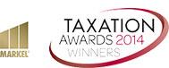 Taxation Awards 2014 Winners