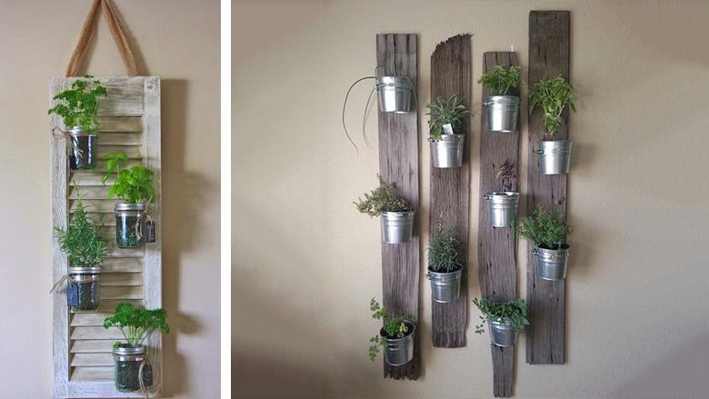 Costruire un giardino verticale in poche mosse gabetti - Giardino verticale in casa ...