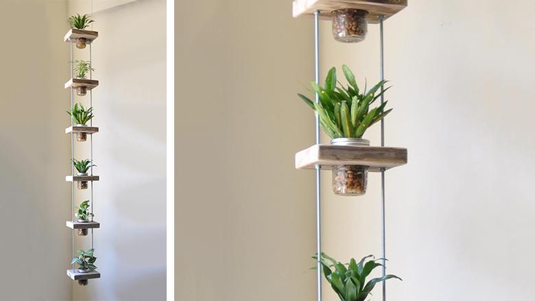 Ben noto Costruire un giardino verticale in poche mosse | Gabetti HW13