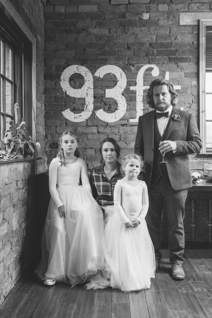 93ft The Chimney House Sheffield Wedding