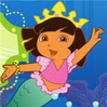 Mermaid Dora Games : Dolphins, whales, and crabs, oh my! Save the ocean creatures ...