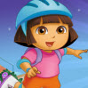 Dora Roller Skate Adventure Games : Today Dora and Boots are going on an adventure to Skate Park ...