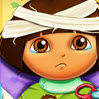Dora Hospital Recovery Games : While exploring, Dora chased a butterfly and she fell from a ...