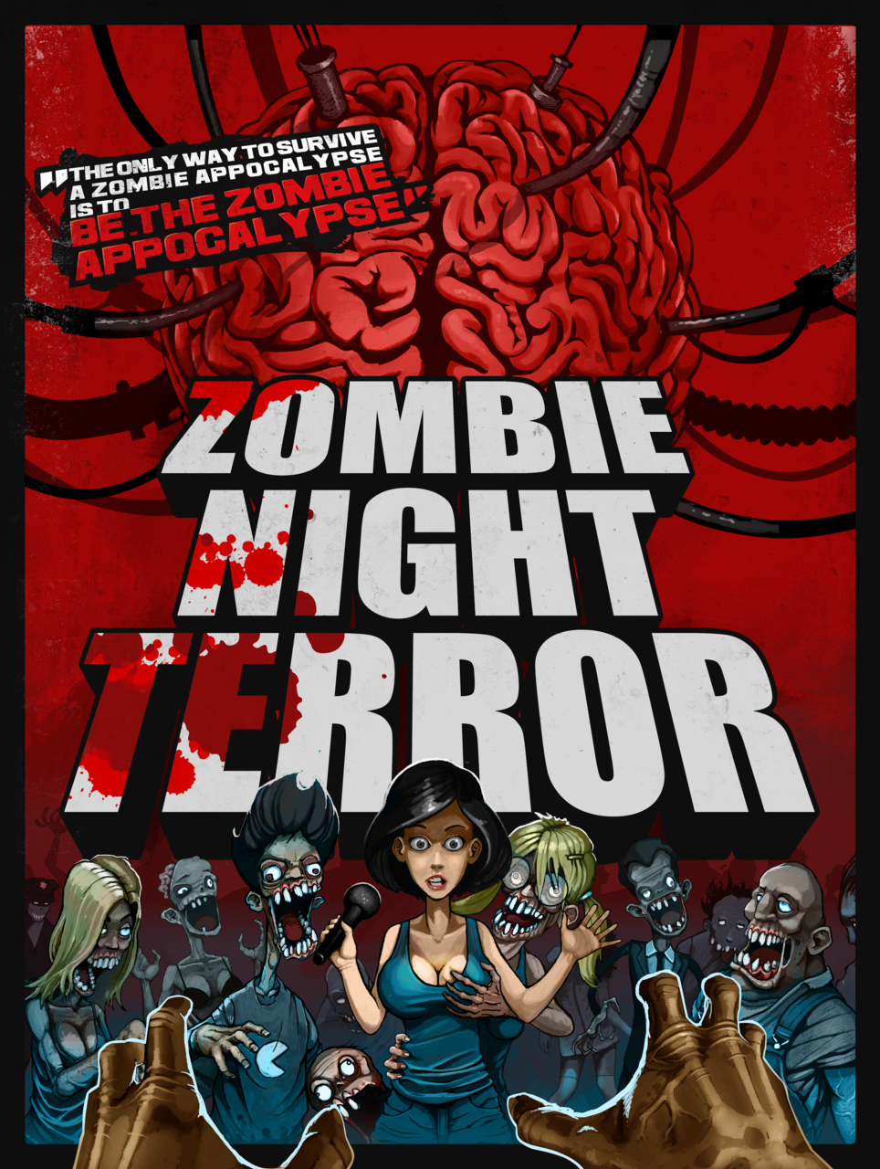 Zombie Night Terror (2016) PC | RePack от Others