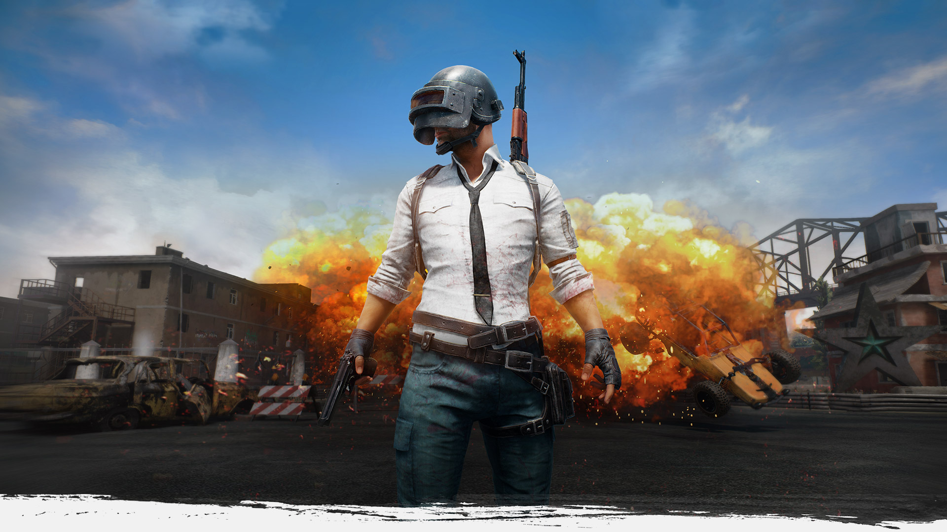 Playerunknowns battlegrounds 6.0