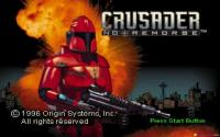 Crusader No Remorse download