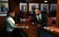 Flirting at the bar