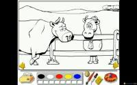 Color cows