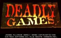 Jagged Alliance: Deadly Games download