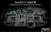 Nancy Drew: Message in a Haunted Mansion download
