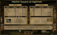 Market Square of Highrock