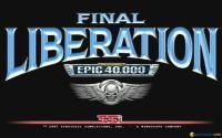 Warhammer Epic 40,000: Final Liberation download
