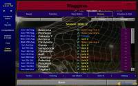 Reggina season fixtures