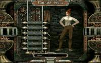 Choose hero