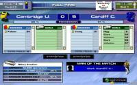 Great match: Cardiff won 5-0!