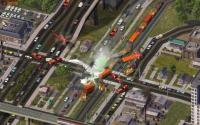 Massive train derailment disaster