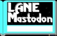 Lane Mastodon vs. The Blubberman download