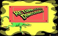 Return of The Dinosaur download