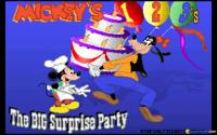 Mickey's 123: The Big Surprise Party download