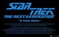 Star Trek TNG: A Final Unity download