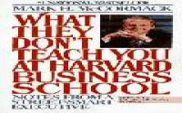What They Don't Teach You At Harvard Business School download