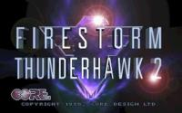 Firestorm: Thunderhawk 2 download