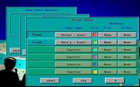 Options screen
