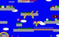 Use rainbows to defeat enemies